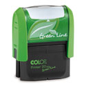2000 PLUS Printer 20 Green Line- Small Self-Inking Stamp  9/16in. x 1-1/2in. Since 1963 making a Great Impression for you. Custom stamps & Logos stamps too.