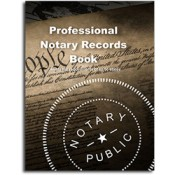 NRB - Professional Notary Records Book™  (ALL 50 STATES)