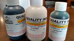 QRS-645 INK - QRS-645 INK  (One-Part Epoxy Ink)