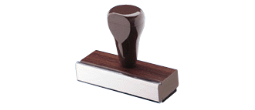 RSTAMP 80X - Rubber Hand Stamp ------- (Traditional Stamp) ---------- Prices Vary --------------------  Click Here for Details